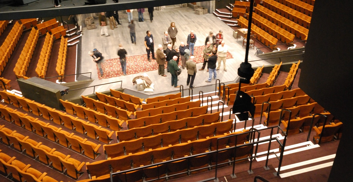 THEATREPLAN | Theatre Consultants | Crucible Theatre